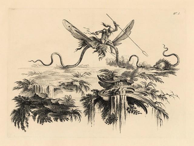002-Raccolta delle cose più notabili veduta…1766-67- Filippo Morghen- Yale University Art Gallery
