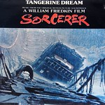 "Tangerine Dream Sorcerer William Friedkin Film 12"" vinyl LP"