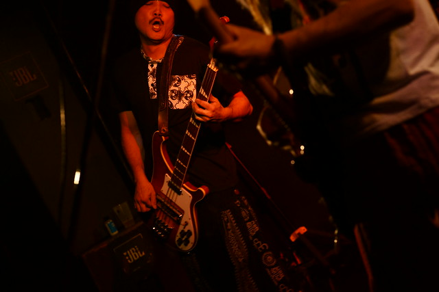 SPUTNIK KOMBINAT live at Adm, Tokyo, 18 Dec 2015. 063