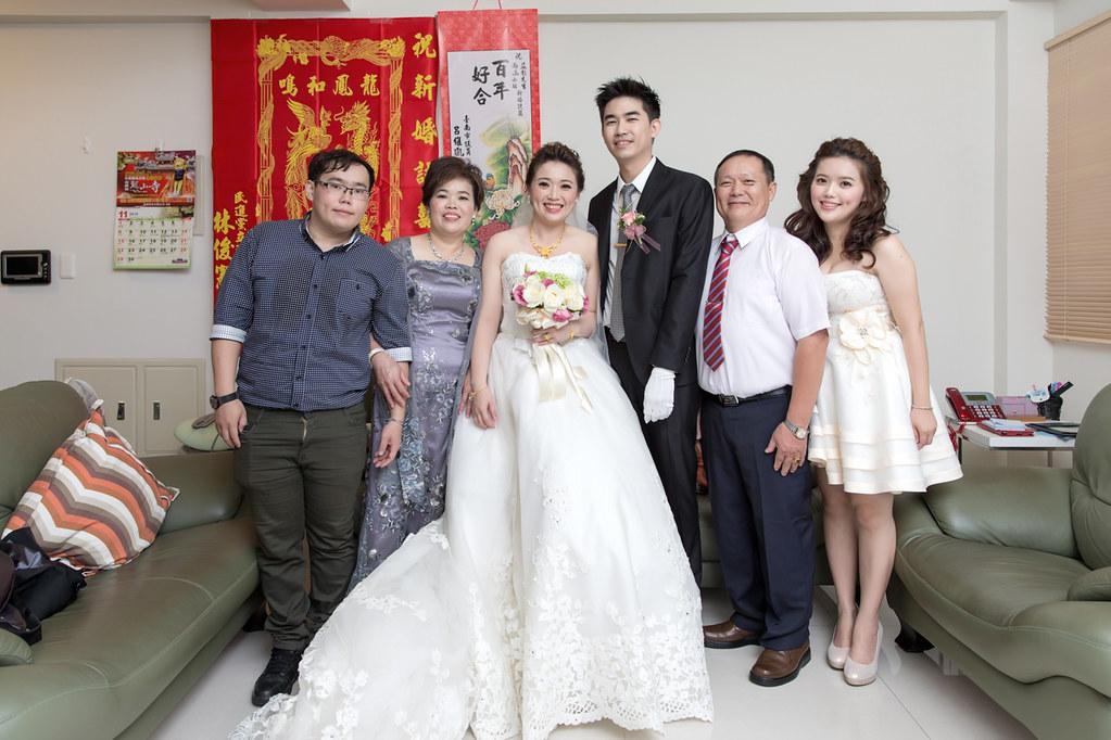 台南婚攝-迎娶午宴 X 情定城堡 (34)