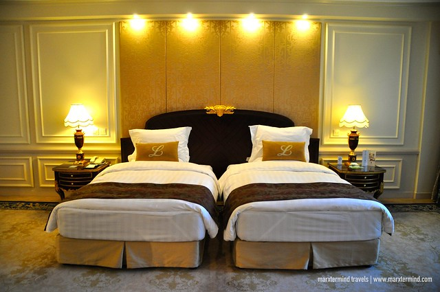 The Landmark Macau Junior Suite Twin Room