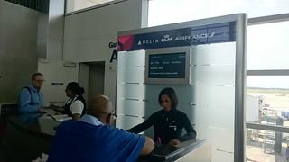 Gate A18