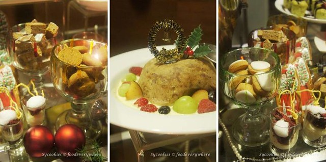 14.Pacific Regency Hotel Suites 2015 Christmas Buffet