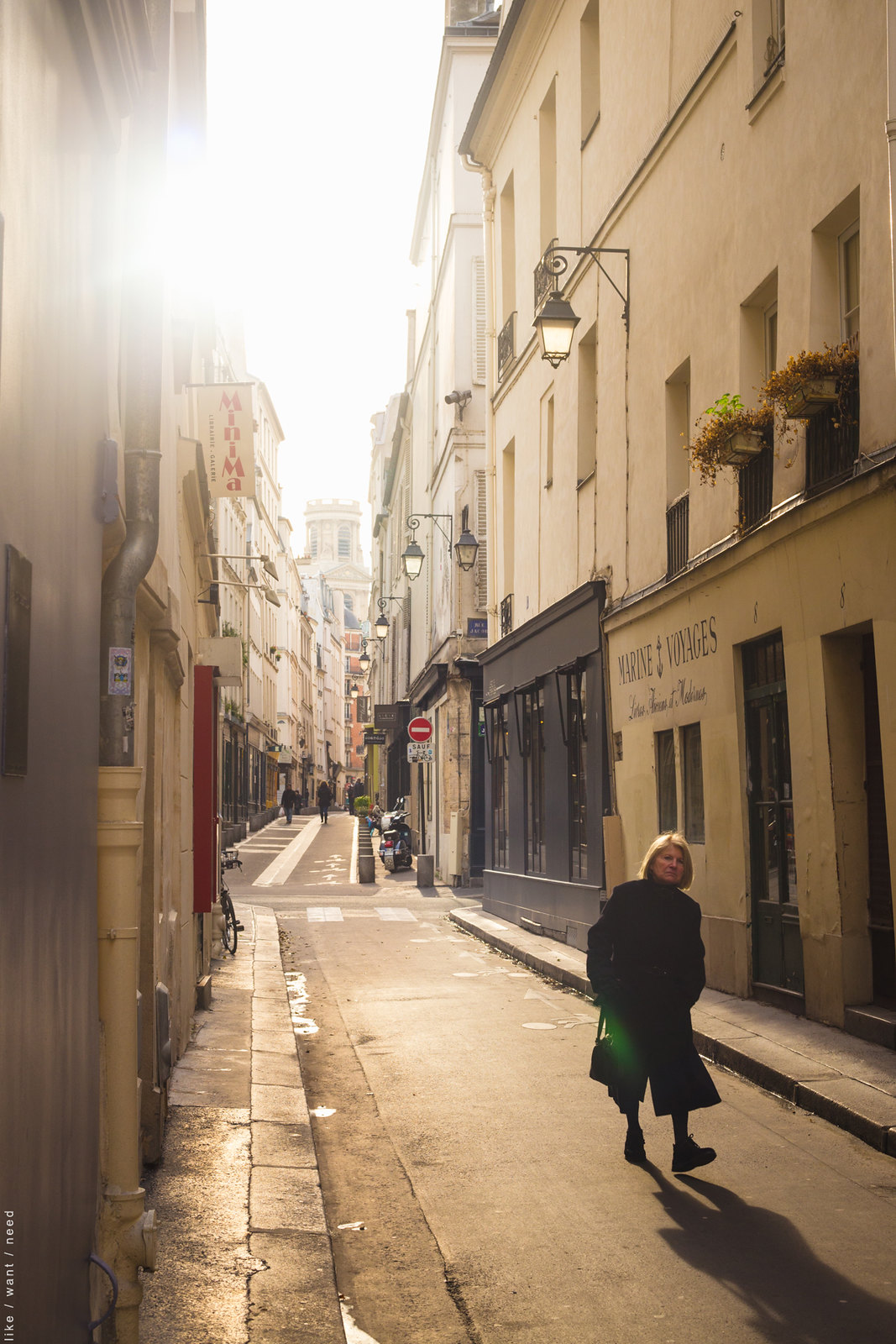 Early Evening Light, Saint-Germain