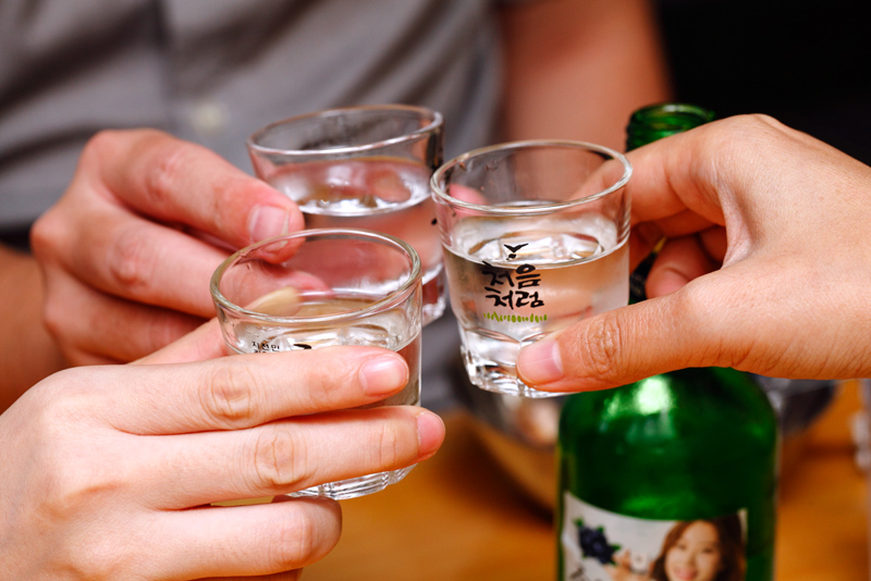 Soju Cheers