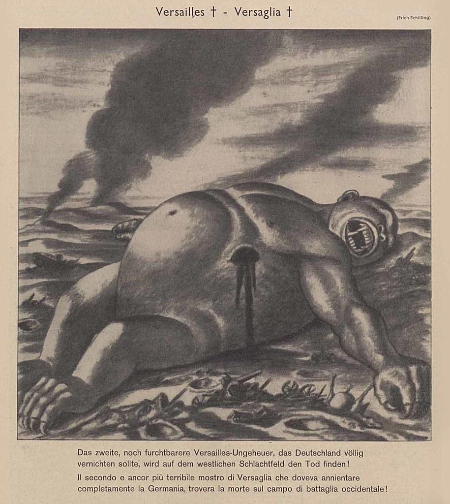 Erich Schilling - Versailles †, 1940