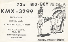 Big-Boy - La Crescenta, California