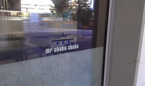 Mr Shabu Shabu 1