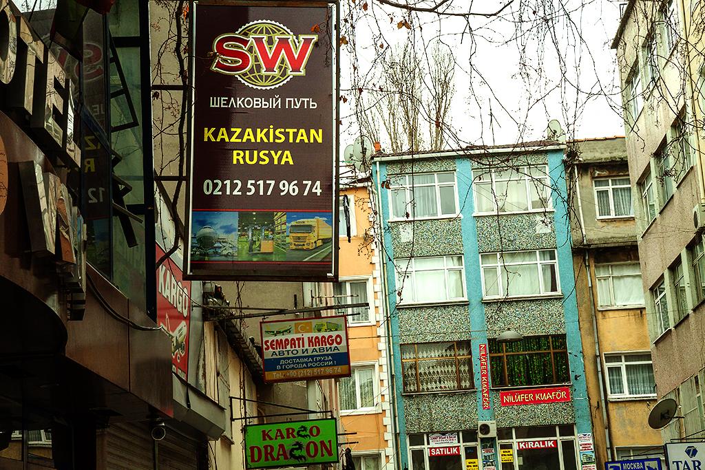 KAZAKISTAN RUSYA--Istanbul