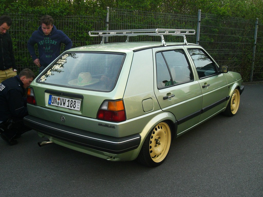 vw golf 2 lars stoberock flickr. Black Bedroom Furniture Sets. Home Design Ideas