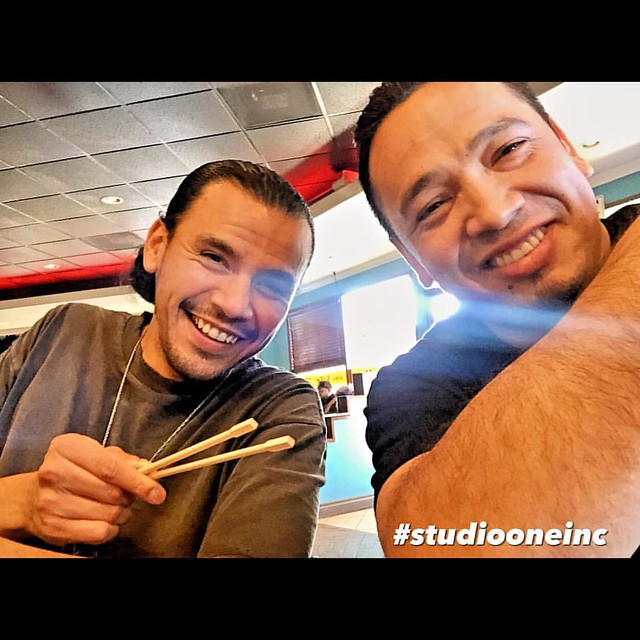 Lunch meeting with Joseph Cesena #followJOmusic , good music, good food, great memories. After recently releasing his debut E.P.