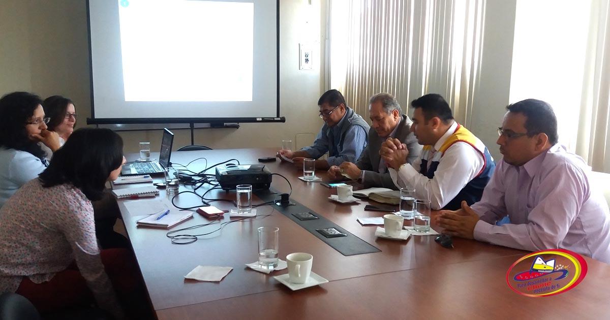 Alcalde y funcionarios municipales asistieron a socialización de proyecto Ecuathanol