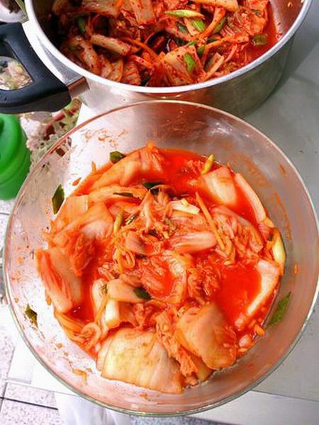 蔬果派對|快手韓式泡菜