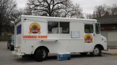 The Hot Peppers Mexican Grill Truck in Des Moines,…