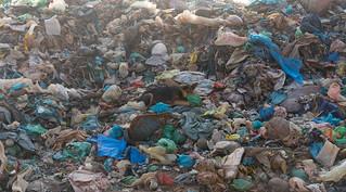 Open dump