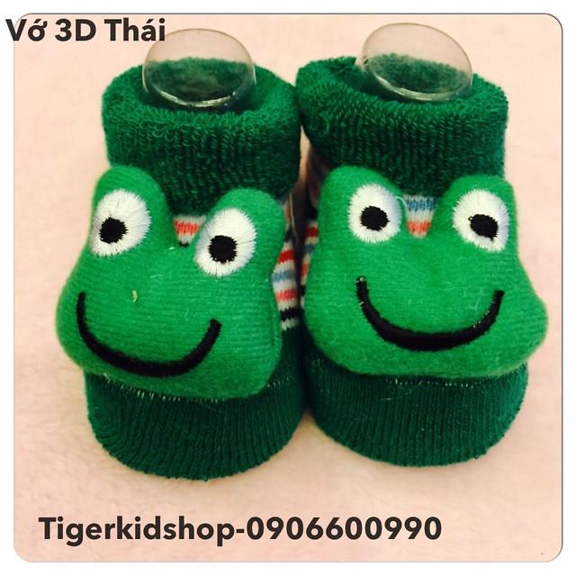 20520584739 98bd894575 z M120  Vớ 3D Thailand dưới 6 tháng tuổi(<10kg)