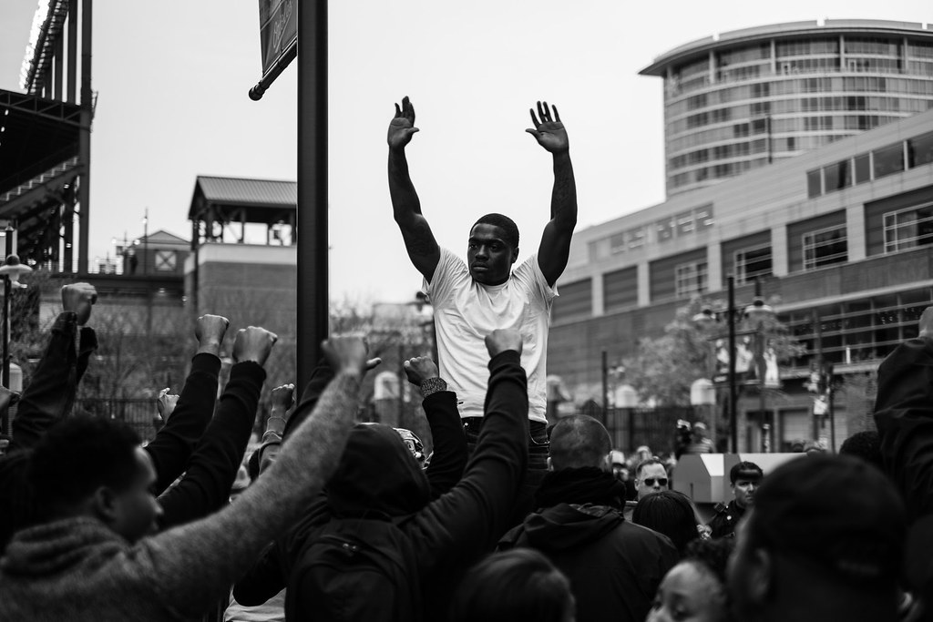 Baltimore riots the story behind times iconic cover