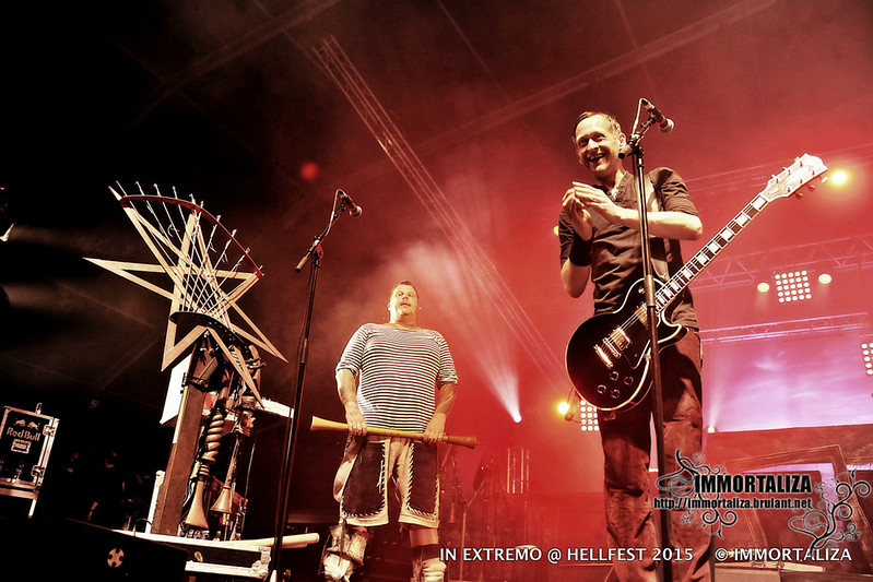 IN EXTREMO @ HELLFEST OPEN AIR 2015 CLISSON FRANCE 20710250612_03aae69ac1_c
