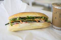 Banh Mi from Vinh Xuong Bakery