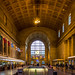 Toronto Union Station's Great Hall by Eridony
