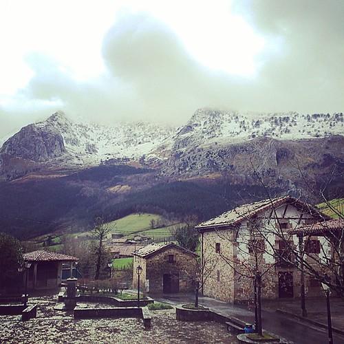 View from Etxebarri