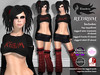 Tameless REDRUM Outfit