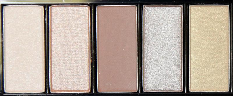 L'oréal beige la palette nude1