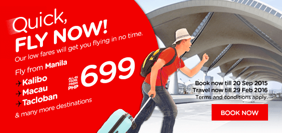 Air Asia Red Hot Piso Sale