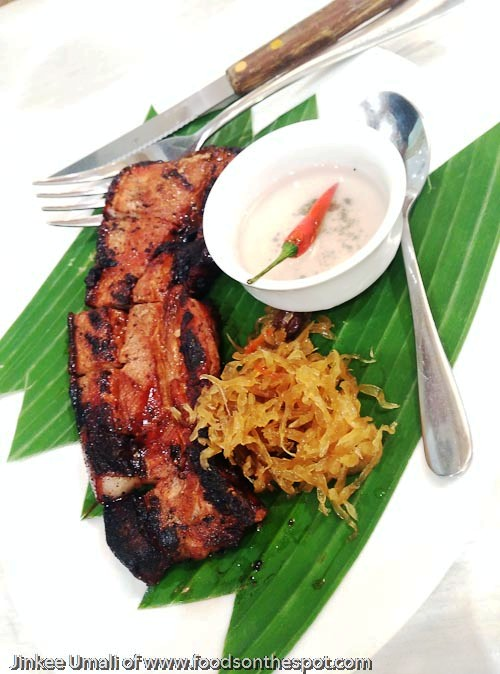 Delectable Filipino Cuisine w/ Kaka Restaurant by Jinkee Umali of www.foodsonthespot.com