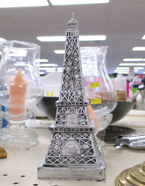 worst eiffel tower figurine ever