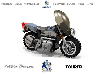 Ralston Dragon - Tourer (2015)