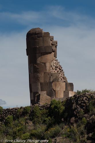 peru inca sillustani burialtower smcpentaxda60250mm pentaxk5mkii