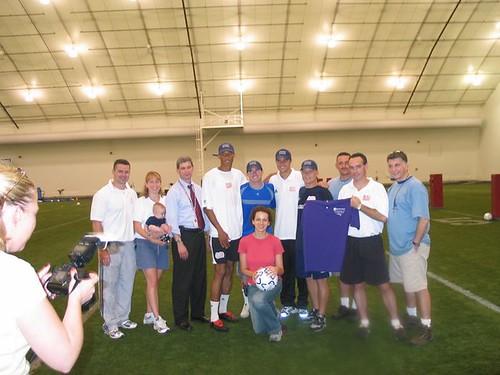 2005 Soccer Clinic