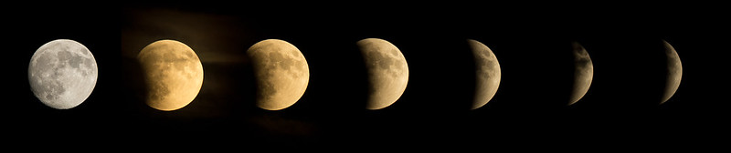 Supermoon Lunar Eclipse (NHQ201509270205)