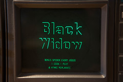 Black Widow title screen