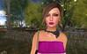 Rock Your Rack 2015_Dulce Secret (Azami Shape), LoveMe Skin (Bold Pink Lipstick) & Zibska (Giselle Set) by Hidden Gems in Second Life (Interior Designer)