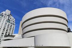 The Solomon R. Guggenheim Museum - New York City (USA)