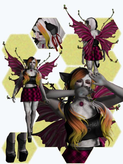 Genre: Rose Fairy in the Club