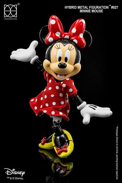 HEROCROSS【米妮】迪士尼 Minnie Mouse 夢中情人!!