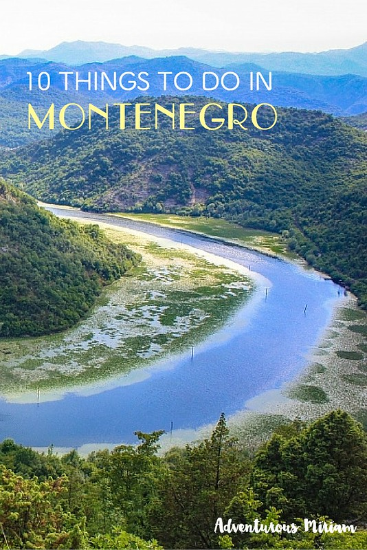 Looking for things to do in Montenegro? It's a small country, but what it lacks in size, it makes up for in beauty. Montenegro is one of the youngest countries in the world and tourism hasn't entirely made its way there, so now is the best time to visit. Here are 10 fun and adventurous things to do in Montenegro.