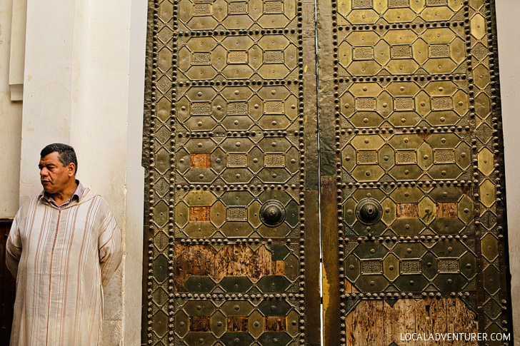 See the Oldest University in the World / University of al Karaouine (21 Amazing Things to Do in Fez Morocco).
