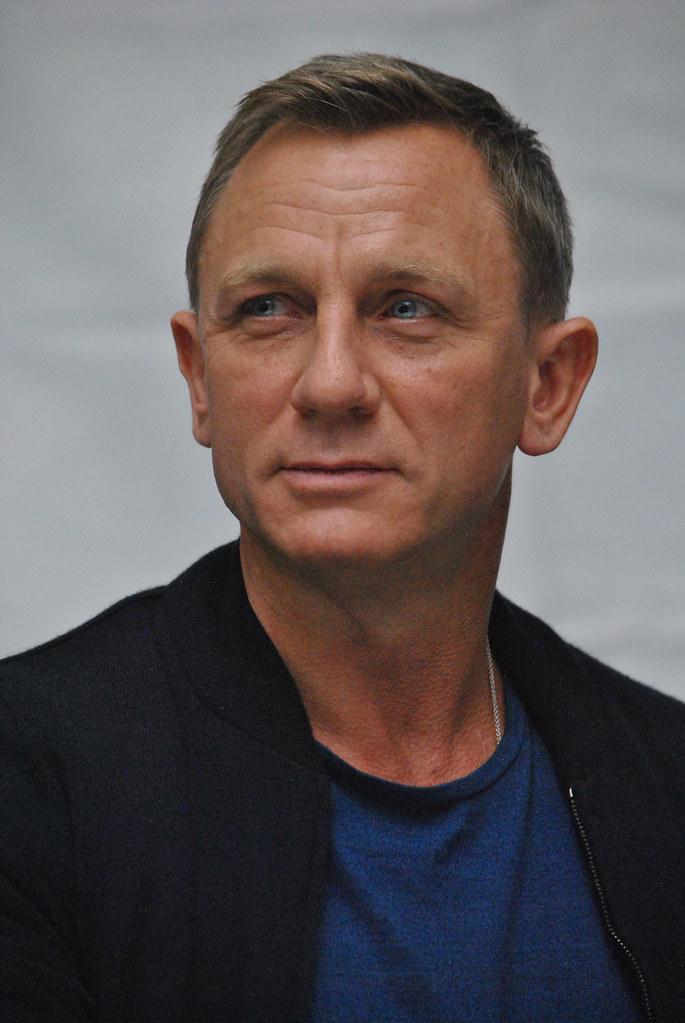 Дэниел Крэйг — Пресс-конференция «007: СПЕКТР» 2015 – 66