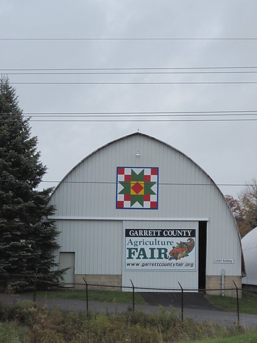 County Fair Barn Quilt