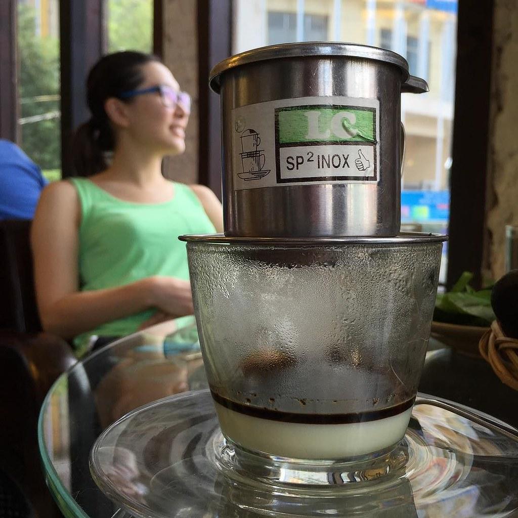 Good Morning Vietnam In Vietnamese : Good morning vietnam vietnamese drip coffee to start the