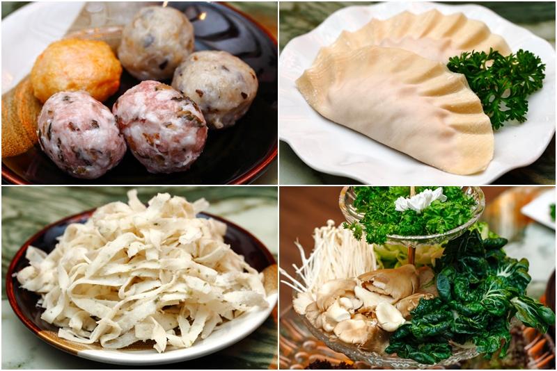 Yezi Fish Seaweed Noodle Mixed Vegetables
