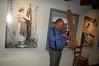 Tapijtmuseum - uitleg over vlechten van biezen tot strengen