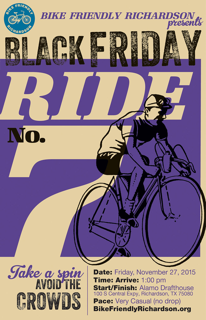 Black Friday Ride No.7