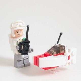 LEGO Star Wars Advent 2015 Days 16-17