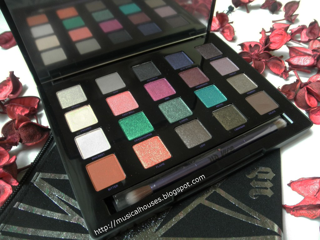 Urban Decay Vice 4 Palette Eyeshadows