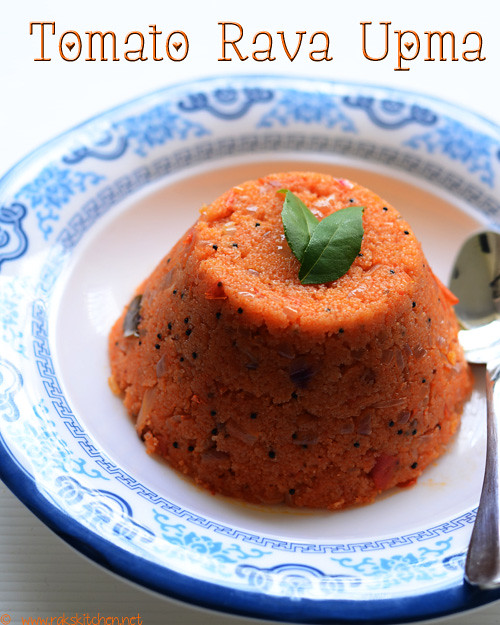 rava-upma-with-tomato